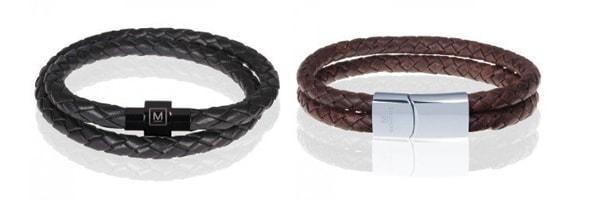6cb4db5f533 Of misschien wel meerdere armbanden tegenlijk? Bij Lookinggoodtoday vind je  een ruim assortiment leren armbanden voor mannen.