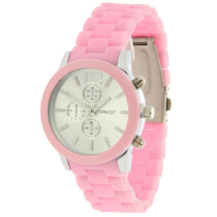 Ernest Dames Horloge Summer Pink