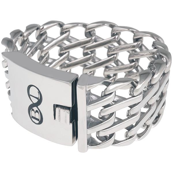 B&L Steel armband Edelstaal Los Angeles