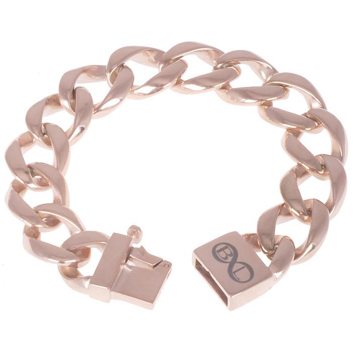B&L Steel armband Edelstaal Monaco Rose