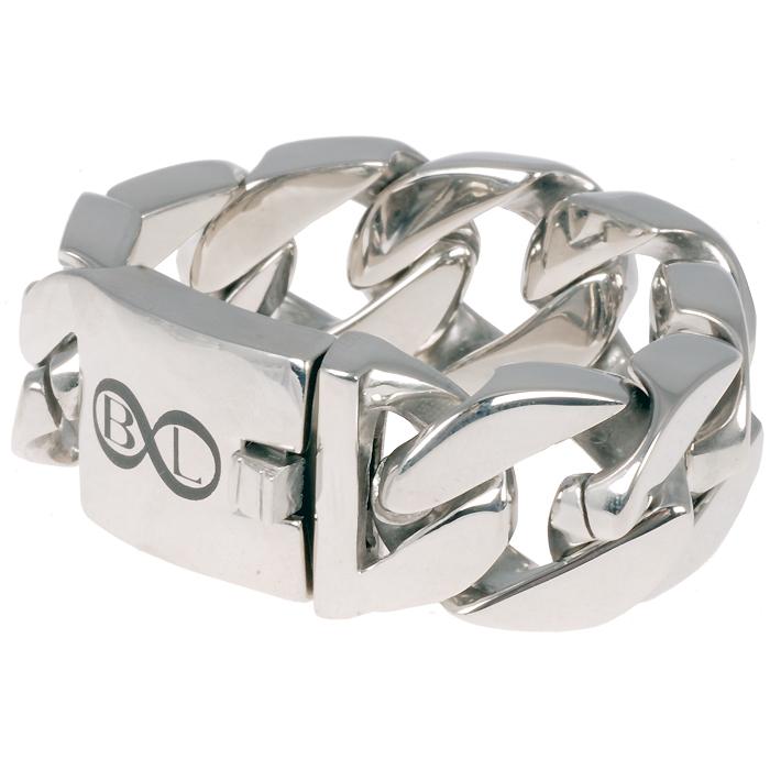 B&L Steel armband Edelstaal New York