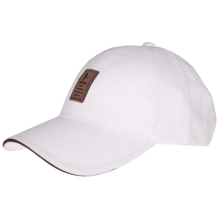 Baseball Cap Ediko Golf White