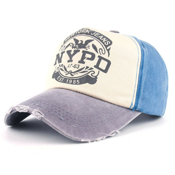 Baseball Cap NYPD Light Blue