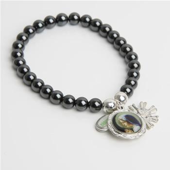 BBBrasil armband Hematiet Amulet