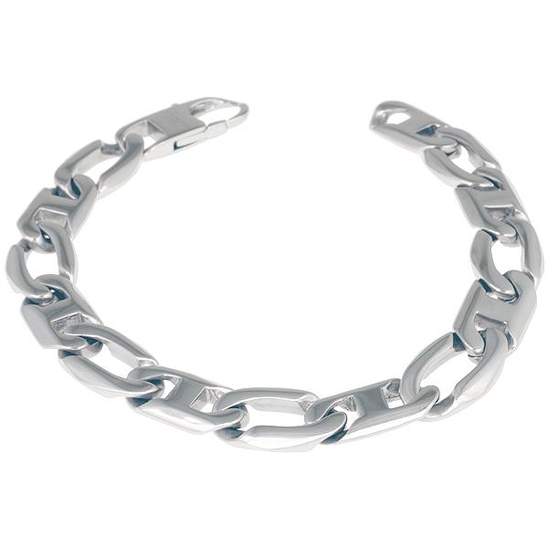 B&L Steel armband Edelstaal Antwerp
