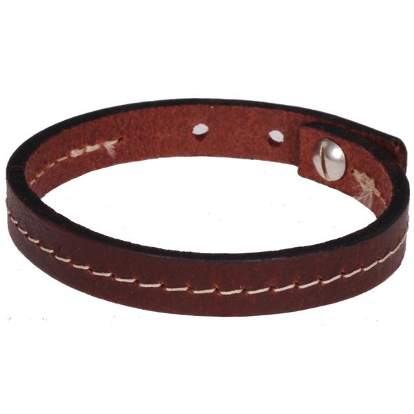 Brace leren armband BR212002