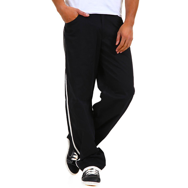 BSA Concept chino broek Zwart