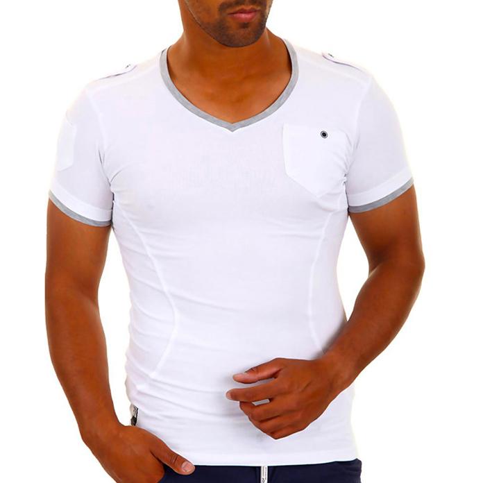 Carisma Heren Shirt Wit