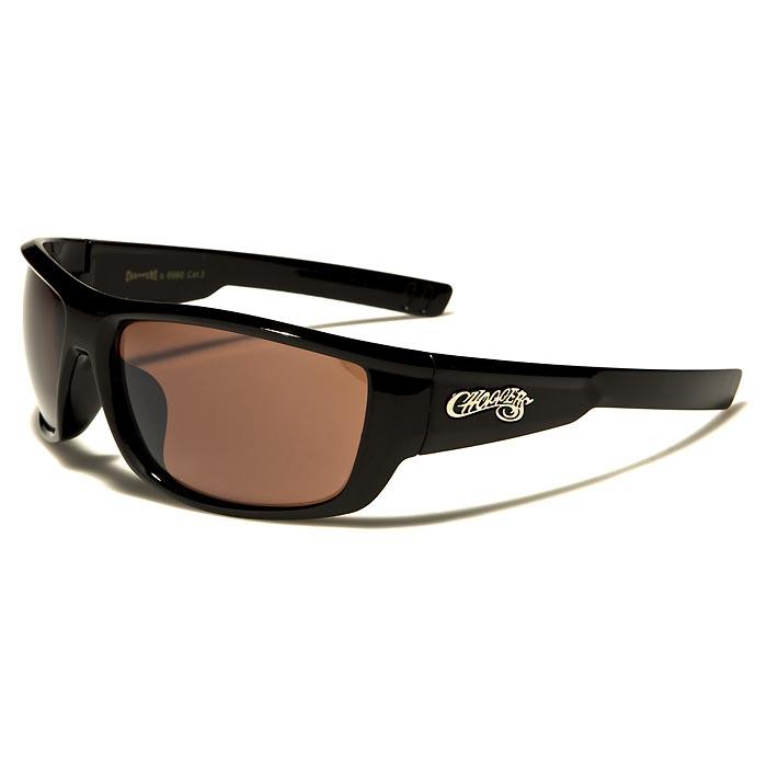 Choppers heren zonnebril Black Brown CP6660