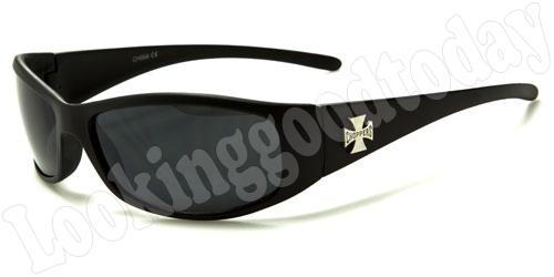 Choppers kinder zonnebril Zwart