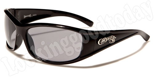 Choppers zonnebril kids Zwart