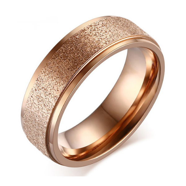 Cilla Jewels edelstaal ring Stardust Rose-19mm