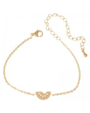 Cilla Jewels armband Melon Goud