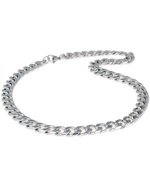LGT Jewels heren ketting edelstaal Constrictor