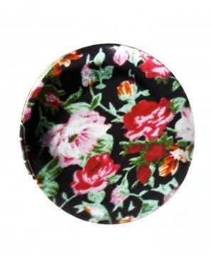 Dames ring Flowers Mirror Roze