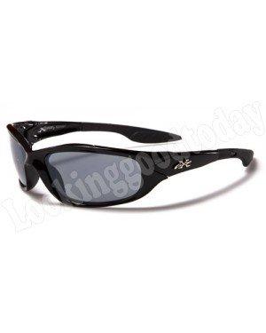 Kinder zonnebril Xloop Zwart