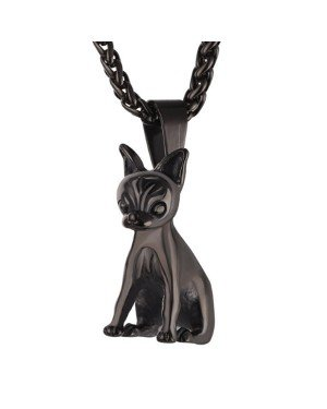 Mendes kettinghanger Chihuahua black