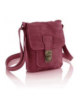 Mini Messenger Bag Roze