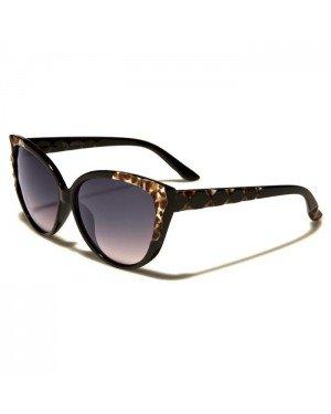 VG Eyewear dames zonnebril Zwart Bruin VG29016