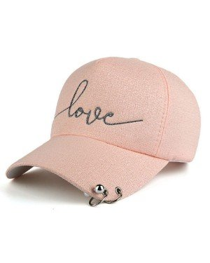 Baseball Cap Love Pink