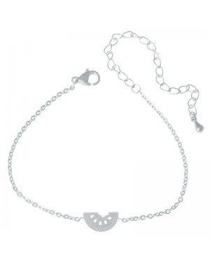 Cilla Jewels armband Melon Zilver