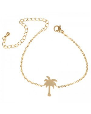 Cilla Jewels armband Palmtree Goud