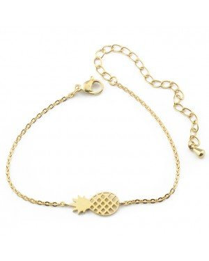 Cilla Jewels armband Pineapple Goud