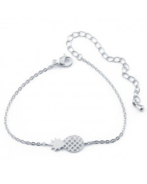 Cilla Jewels armband Pineapple Zilver