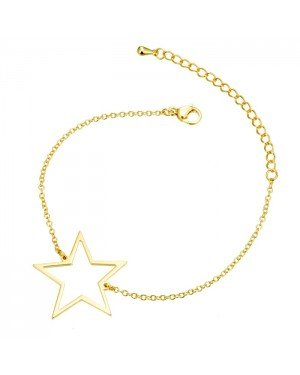 Cilla Jewels Dames Armband Ster Goud