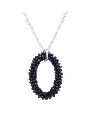 Cilla Jewels dames ketting Stardust Black