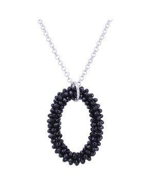 Cilla Jewels dames ketting Stardust Black