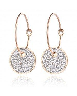 Cilla Jewels Dames oorbellen Crystal Storms