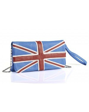 Clutch tas UK Flag