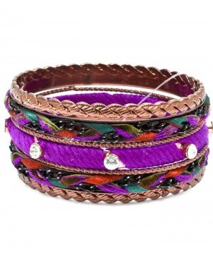 Trendy dames bangle Carmelia