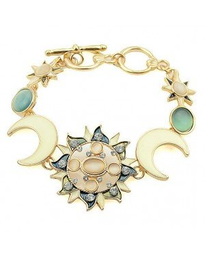 Fashion armband Sun And Moon