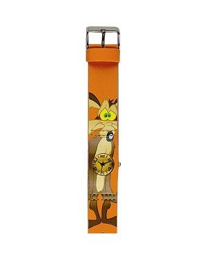 Looney Tunes Willy Oranje Knuffel LN14