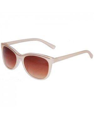 Mode zonnebril Gold Wave Beige