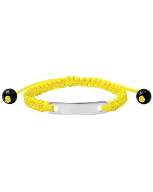 Kinderarmband ID Yellow