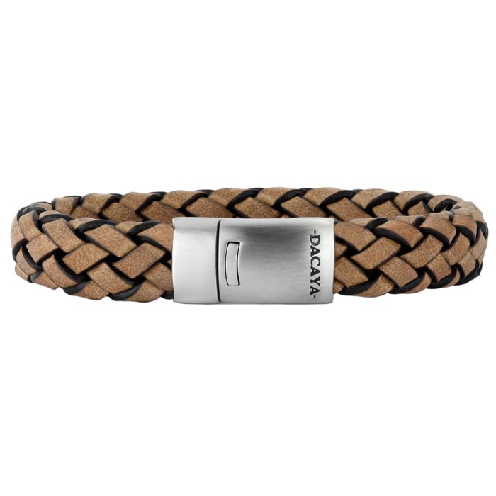 Dacaya armband Bike Trail Brown F108214