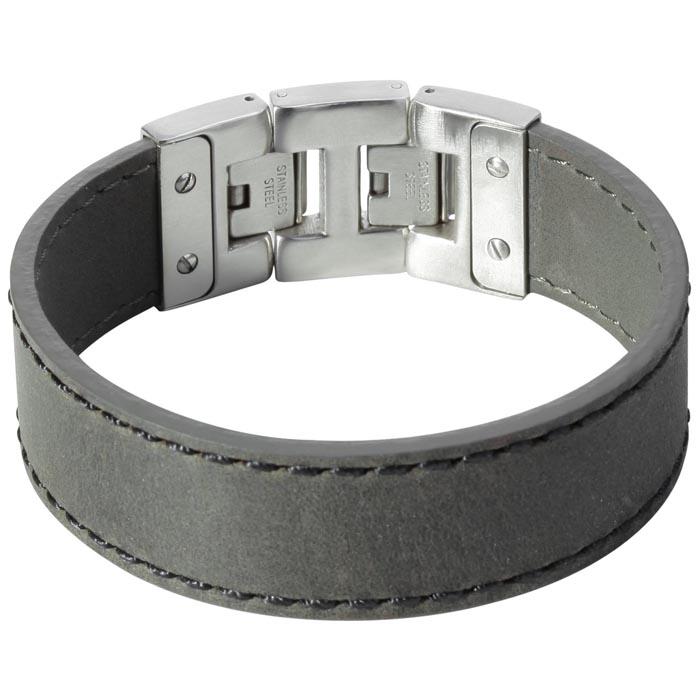 Dacaya armband Rebel Edge Grey 20mm F101420