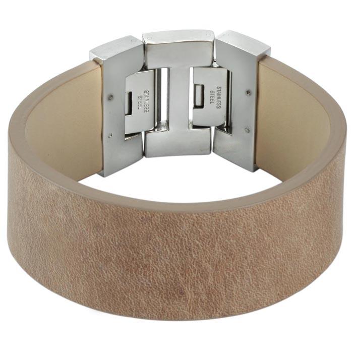 Dacaya armband Rock Edge Sand 28mm F102228