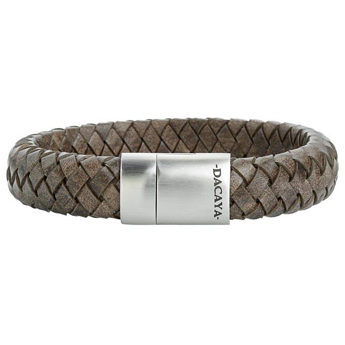 Dacaya armband Snake Trail Stone F105414