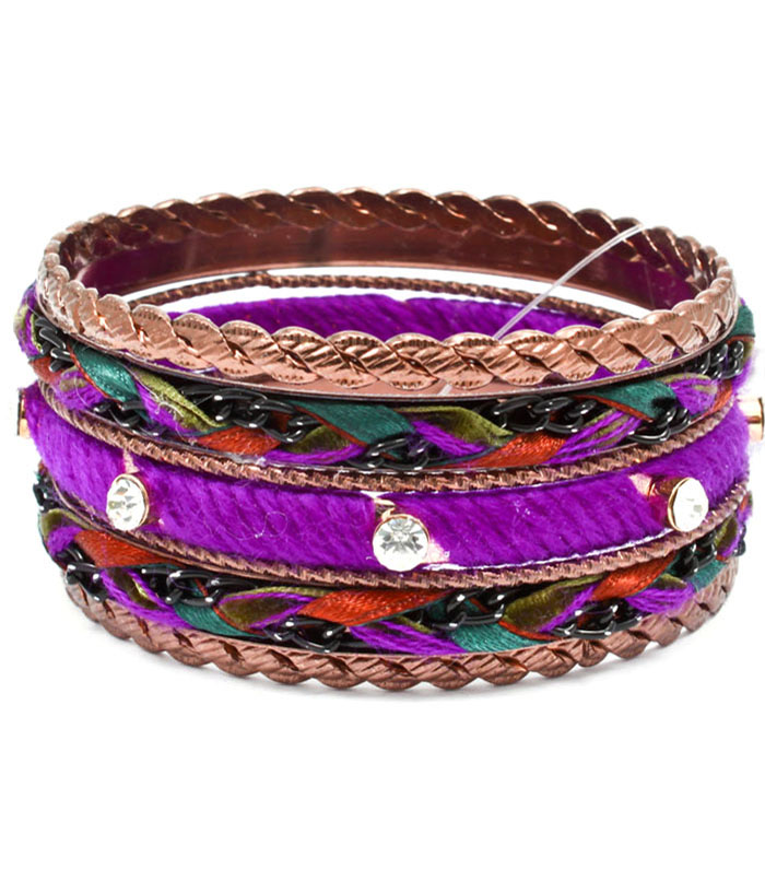 LookingGoodToday, Trendy dames bangle Carmelia