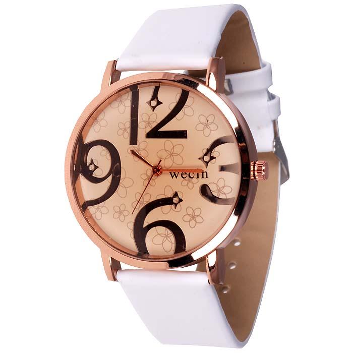 Dames horloge Wecin Rose White