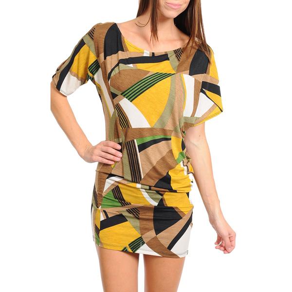 Dames jurk Multicolor