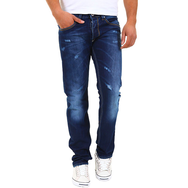 Denim Republic jeans Donkerblauw 3265-3899