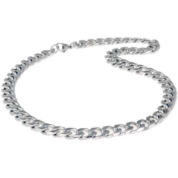 LGT Jewels heren ketting edelstaal Constrictor