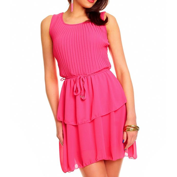 Enjoy Fashion Jurk Pink