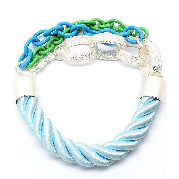 Fashion dames armband Touw