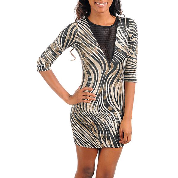 Fashion dames jurk Niki